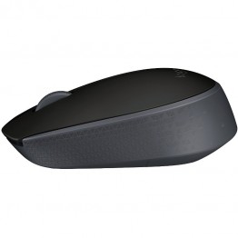 Mouse wireless Logitech M171 , Optic , 1000 DPI , Negru